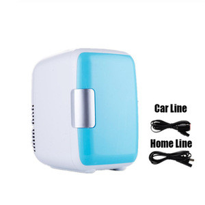 High Quality Multi function Dual-Use 4L Home Car Use Refrigerators Mini Refrigerators Freezer Cooling Heating Box