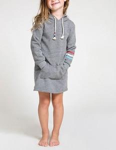 Hoodies sweatshirts baby girl dresses childrens wear kids frock designs HSd5795