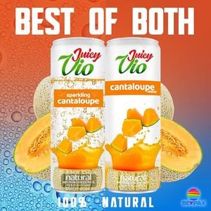 JUICY VIO - Gluten Free Drink - Mango Mix - 16oz juice bottle