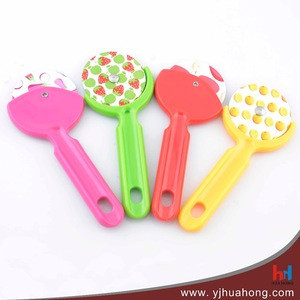 Lovely printing pizza cutter,multifunction pizza baking tools