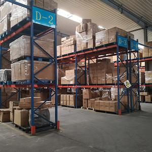 Metal Plate  Warehouse Medium Duty Storage Rack Warehouse Wine Storage Racks For Heavy Goods Suppliers