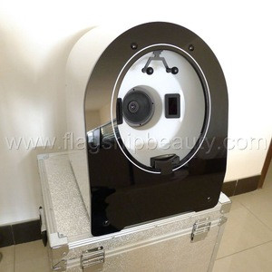 NEWEST Magic mirror facial skin analyzer with CE
