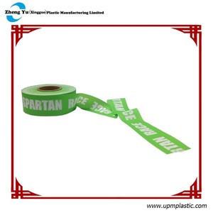 Plastic PE Film Warning Tape