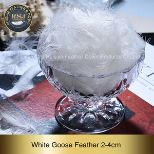 Promotional badminton shuttlecock goose feather for exporting