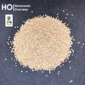 Raw White Quinoa Vegan And Gluten Free Conventional grade Indian Quinoa Without Sapponin