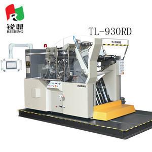 RUIDING TL 930 RD automatic pvc card embosser machine