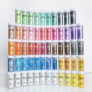 Sonwu supply cosmetics grade mica pearl pigment for DIY