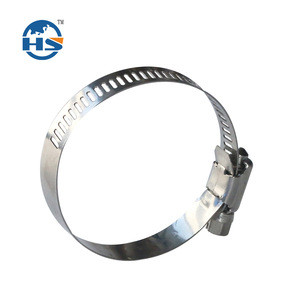 Stainless steel 304 American type cable hose clamp made in china