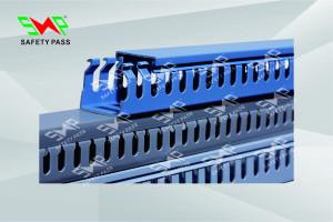 Standard 2m Teeth Shut Teeth Open PVC Wire Dust