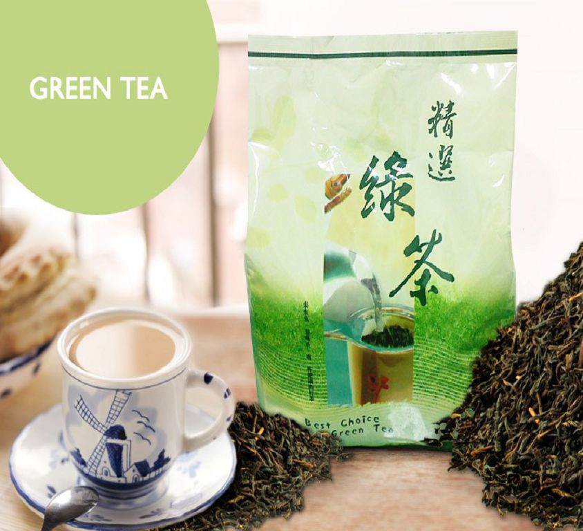 Taiwan Best Quality Pure Green Tea