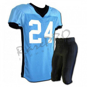 Wholesale Cheap Sublimation American Football Uniform/ Custom Sublimated American Football Training Jersey and Pants Designs