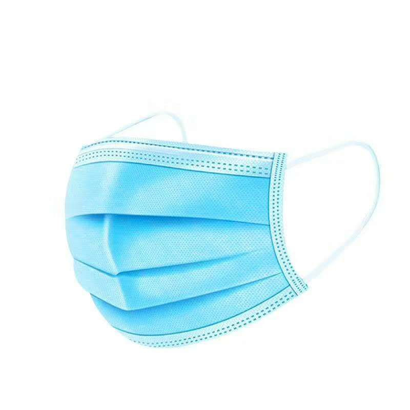 Filter 3-ply Disposable Surgical Face Masks with Ear Loops,facial mask ,FFP3,FFP2,KN95,N95