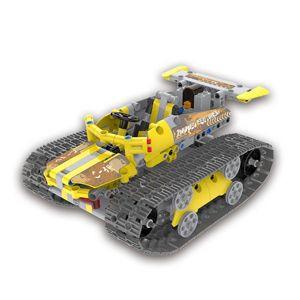Hot Sale Plastic Electronic Remote Contrul Truck    STEM Educational Y68401 BIOZEA Kids Block Toy