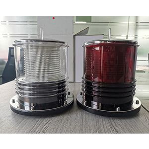 Waterproof Bozhou Marine Navigation Signal LED Solar Flashing Light