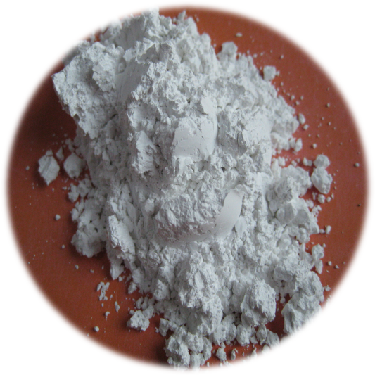 White fused alumina/aluminum oxide powder in abrasive