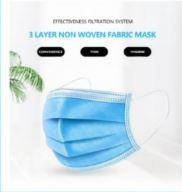 Disposable Surgical Facial Mask