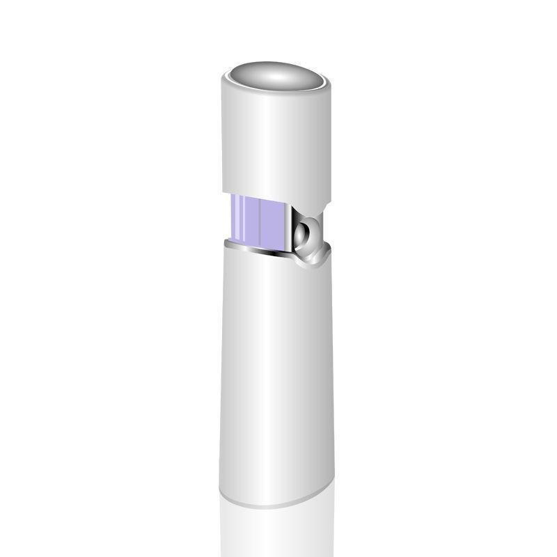 Usb nano mister slim face massager lead-in nutrition tools beauty salon machine press sprayer skin care Travel mini face steamer