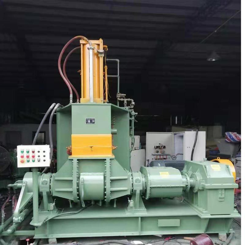 Used Quality Rubber Dispersion Kneader