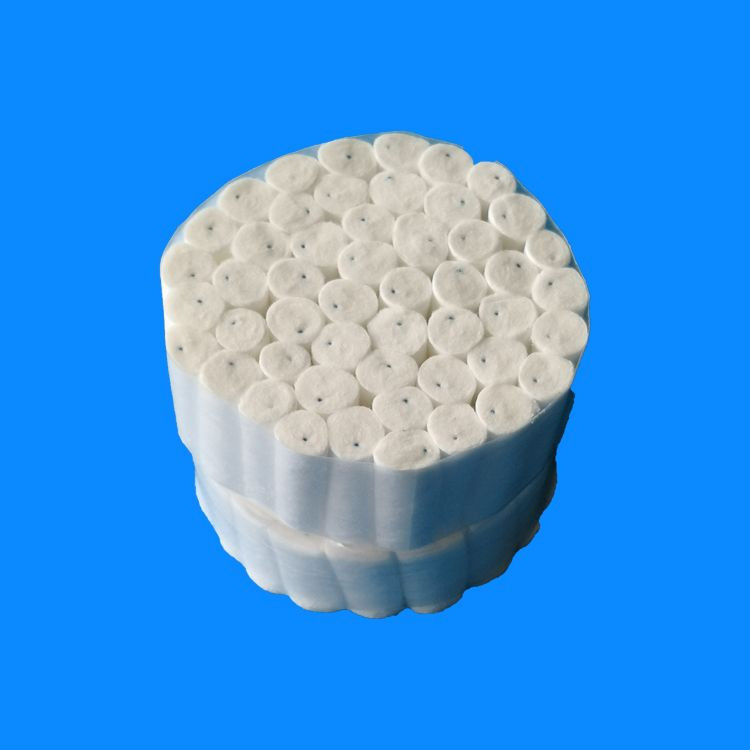 High quality medical bleached dental cotton roll