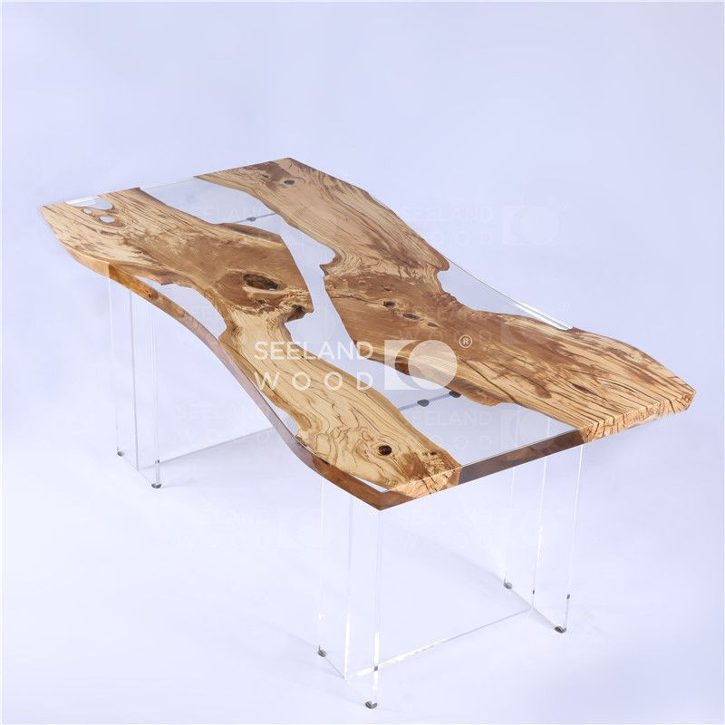 River Epoxy Resin Table