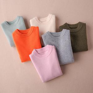 100%Cashmere Sweater Kids Boy Baby Children Kid Sweater