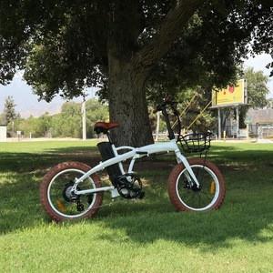 2018 New Design 8FUN/Bafang 48V 750W E-bike 20 Inch Fat Tire Cheap Bike Folding Electric Bicycle
