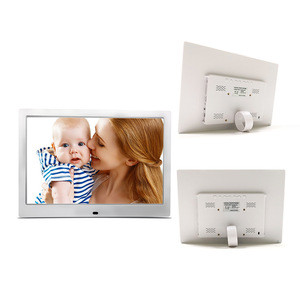 "2020 Professional floor stand 1280*800 13.3"" lcd advertising player DPF/13.3 inch HD 1080p digital photo frame For sale"