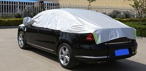 Aluminum Foil Auto half roof car top cover