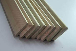 Anticorrosive Woods, preservative-treated timber