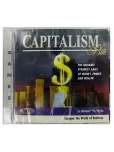 Capitalism Plus PC game