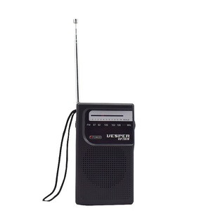 Chinese Hot Seller Portable AM FM Pocket Radio