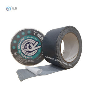 Cold Resistant Butyl Rubber Tape Price Waterproof Membrane