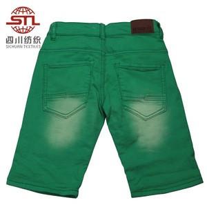 Custom Customized Wholesale Boys  Shorts Kids Jeans Children Summer Shorts