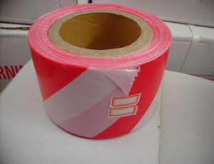 Customized safety pe underground warning tape