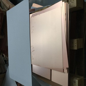 Double sided pcb material copper clad laminate sheet