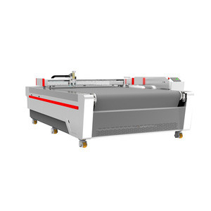 Efficient cutting machine for car mat