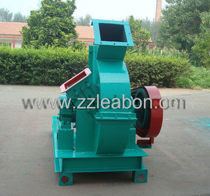 Forestry Machinery Used Small Wood Chipper Machine with CE