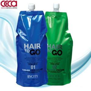 GMPC/GMP/FDA/ISO certificate professional hair straightening perm lotion