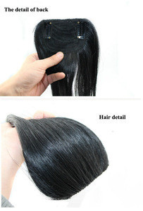 Hot selling fashion types human hair band on sale
