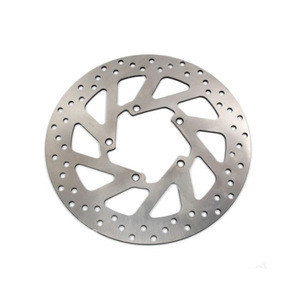 Hot selling motorcycle spare parts motorcycle brake disc plate for FZ16