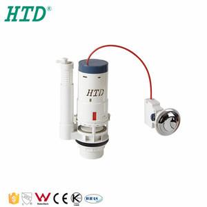 HTD two piece water-saving watermark dual flush valves