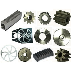 HY00045 Metal small rack and pinion gears with high quality