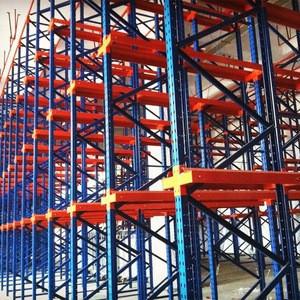 Industrial Storage Equipment Drive In Pallet Racking