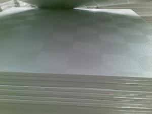 Interior Gypsum Ceiling, PVC Laminated Gypsum Tiles