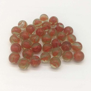 Marble glass ball