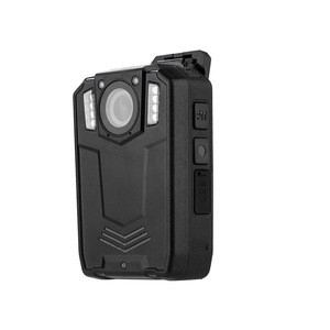 Outdoor body camera 140 Degree Wide Angle IR Night Vision Mini Video Camcorder With Remote Control for police
