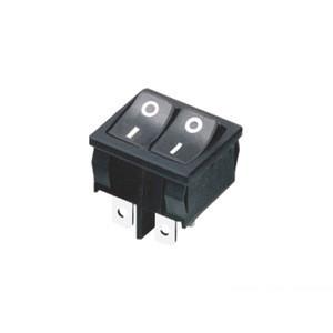 Rocker switch t125 4 pins rocker switch 16a rocker switch 250v t125 r11