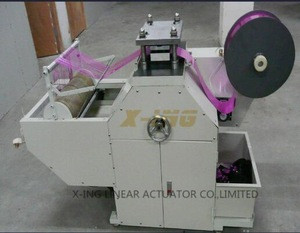 Sequin punching machine