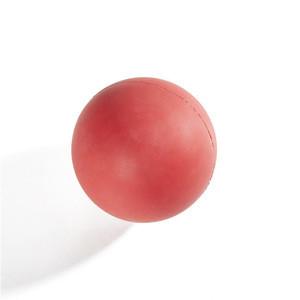 Sport game natural rubber custom tennis ball