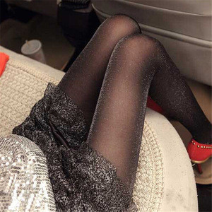 The New Shiny Pantyhose Glitter Stockings Womens Glossy Tights Wholesale